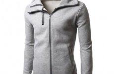 stocklot - Gray Glory Lifestyle Sports Jacket