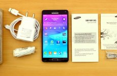 stocklot - samsung galaxy note  4