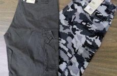 stocklot - Levis mens cargo shorts assortment 24pcs.LevisCARGO