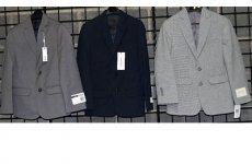 stocklot - Nautica, Perry Ellis, Calvin Klein 8-20 Blazers 20pcs. B47BLAZ