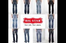 stocklot - Big Star PREMIUM Mens Denim Jeans Assortment 24pcs. bigstar24m