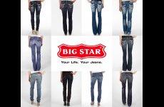 stocklot - Big Star PREMIUM ladies Denim Jeans Assortment 24pcs. bigstar24