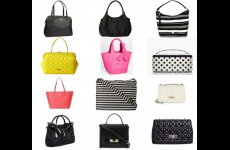 stocklot - Kate Spade handbag stock MOQ 1unit 