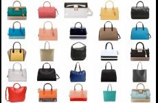 stocklot - Furla handbag stock MOQ 1unit