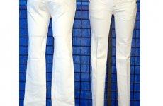 stocklot - Anonamé ladies White Jeans 24pcs. [anonamewhite]