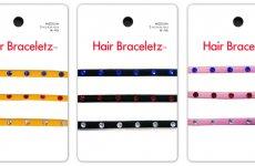 stocklot - Hair Braceletz- Unique dual function hair accessory 36pcs pack. hair-bracele