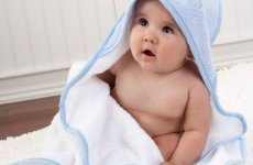 stocklot - Cotton Baby Hooded Towels