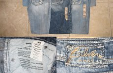 stocklot - Silver Jeans Junior