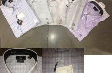 TradeGuide24.com - Calvin Klein men's l/s non iron button front shirts 24pcs. [CK-LS-24]