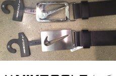 TradeGuide24.com - Nike Golf men's leather belts assortment 12pcs. [Nikegolf]