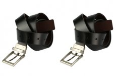 TradeGuide24.com - Steve Madden mens belts assortment 24pcs. [SM-Belts24]