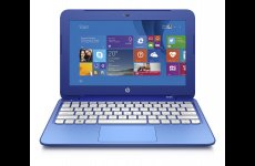 stocklot - HP Stream 11 Laptop Includes Office 365 Personal for One Year, Horizon Blue