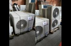 stocklot - Airconditioning mitsubishi