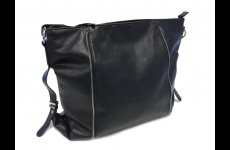 stocklot - Black zipper bags