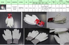 stocklot - PU Coated Working Gloves