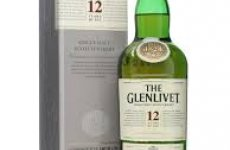 stocklot - The Glenlivet 12 Year Old whsky