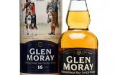 stocklot - Glen Moray 16 Year Old Single Malt Whisky 70cl