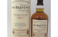 stocklot - Balvenie Caribbean Cask 14 Year Old Single Malt Whisky