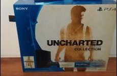 stocklot - EU SPEC  PlayStation 4 500GB Uncharted