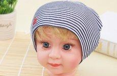 stocklot - cotton baby hat
