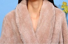 stocklot - Coral fleece bathrobes for Women
