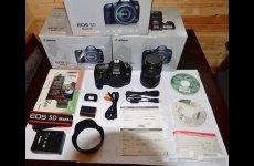 TradeGuide24.com - Canon EOS 5D Mark II Digital Camera w/ BG-E6 Battery Grip