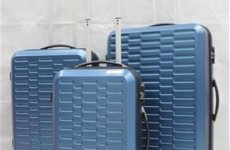 stocklot - Abs Luggage 3 Pcs Set