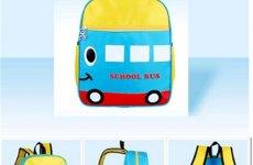 stocklot - Cute Kids Backpacks