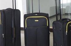 stocklot - 3 Pc Eva Luggage Set