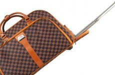 stocklot - Leather Duffle Bags