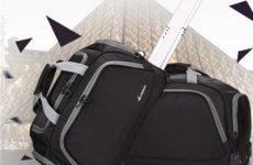 stocklot - Duffle Bag With Wheels