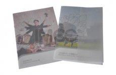 stocklot - Saddle Stitch Binding Book