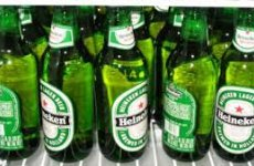 stocklot - Dutch Premium Heinekens Lager Beer 250ml, 330ml Bottles