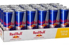 stocklot - Oiginal Redbull Energy Drink from Austria