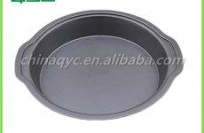 TradeGuide24.com - Non-stick Carbon Steel Round Flan Tin
