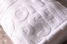 stocklot - Terry Hotel Towels with Logo