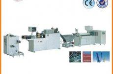 stocklot - Zipper Extruder Film Blowing Machine