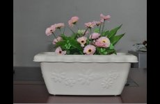 stocklot - Cheap Durable Flower Large Garden Pots In 470*230*175 mm