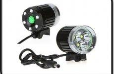 stocklot - 3 Cree T6 LED Headlamp