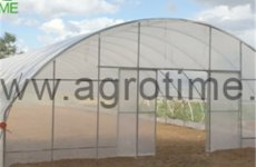 stocklot - Side Ventilation Plastic Greenhouse