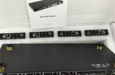 stocklot - Matrix 4X4 RS232,DIP, Coaxial,HD BaseT SK-MT44100H
