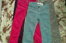 stocklot - Boys Codroy Pant