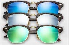 stocklot - Classic Acetate Vintage Sunglasses