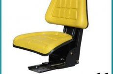 stocklot - Grammer Tractor Seat