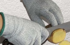 stocklot - Dyneema Cut Resistant Safety Gloves