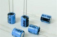 stocklot - Miniature Radial Lead Type Aluminium Capacitor For Electronic Ballast