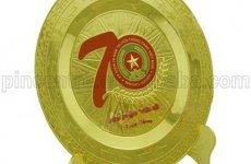 stocklot - Zinc Alloy Souvenir Plate