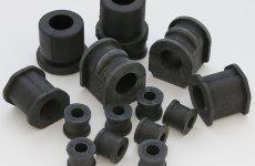 stocklot - rubber bushing