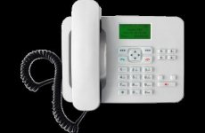 stocklot - CDMA Fixed Wireless Record Phone