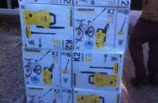 stocklot - Karcher Pressure Washers